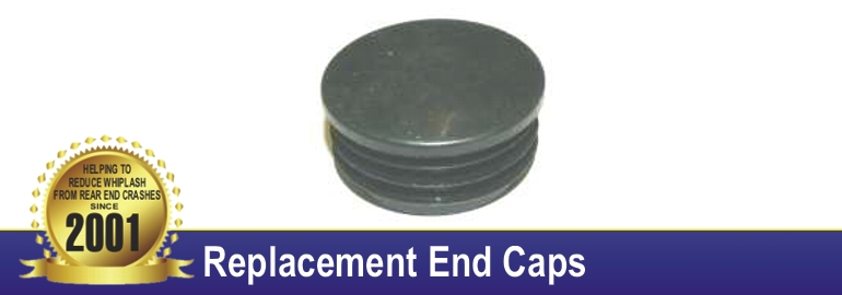 REPLACEMENT END CAPS FOR YOUR SUPERBUMPER OR SPAREBUMPER